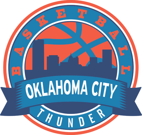 oklahoma c thunder 15 Vectorency Oklahoma City Thunder SVG Files For Silhouette, Files For Cricut, SVG, DXF, EPS, PNG Instant Download.