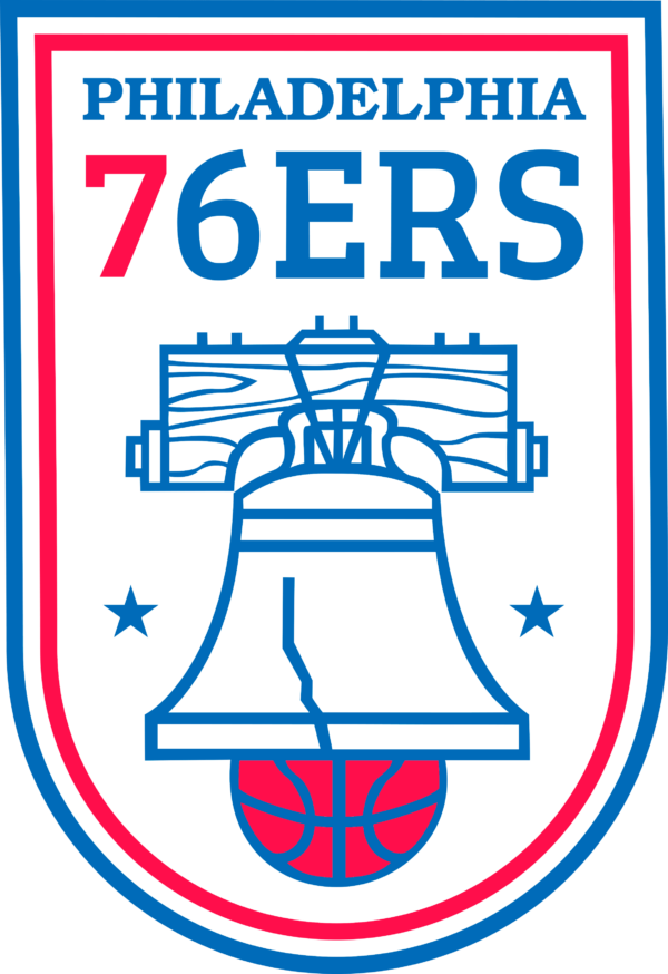 philadelphia 76 ers 06 Vectorency Philadelphia 76ers SVG Files For Silhouette, Files For Cricut, SVG, DXF, EPS, PNG Instant Download.