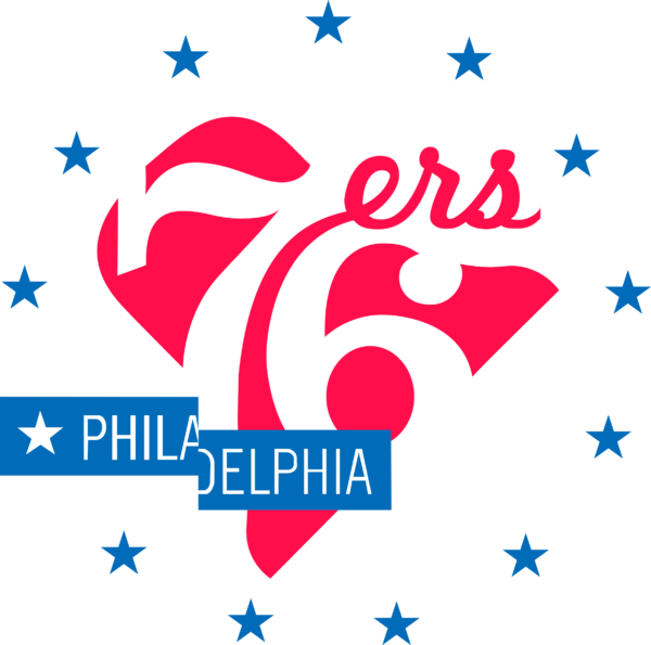 philadelphia 76 ers 10 Vectorency Philadelphia 76ers SVG Files For Silhouette, Files For Cricut, SVG, DXF, EPS, PNG Instant Download.