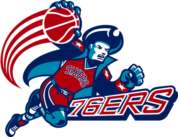 philadelphia 76 ers 13 Vectorency Philadelphia 76ers SVG Files For Silhouette, Files For Cricut, SVG, DXF, EPS, PNG Instant Download.