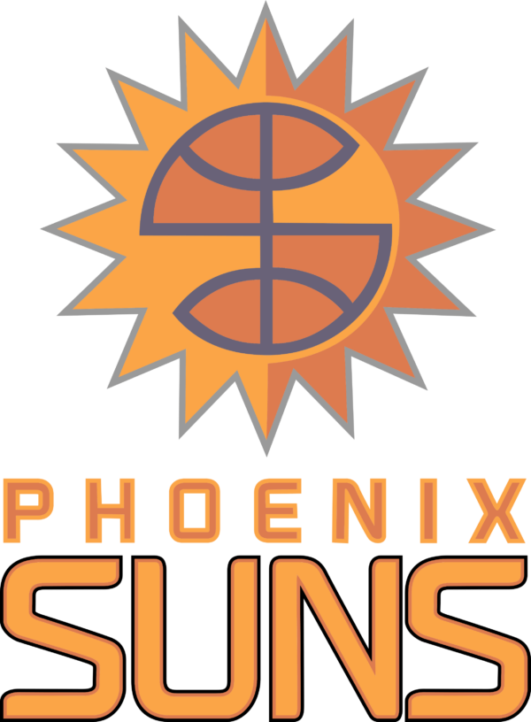phoenix suns 12 Vectorency Phoenix Suns SVG Files For Silhouette, Files For Cricut, SVG, DXF, EPS, PNG Instant Download.