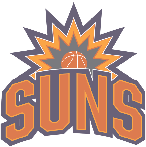 phoenix suns 18 Vectorency Phoenix Suns SVG Files For Silhouette, Files For Cricut, SVG, DXF, EPS, PNG Instant Download.