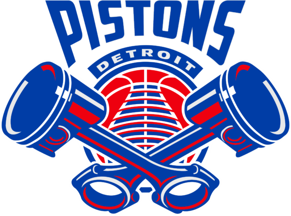 pistons 12 Vectorency Detroit Pistons SVG Files For Silhouette, Files For Cricut, SVG, DXF, EPS, PNG Instant Download.