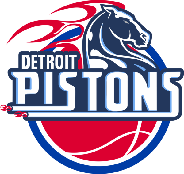 pistons 14 Vectorency Detroit Pistons SVG Files For Silhouette, Files For Cricut, SVG, DXF, EPS, PNG Instant Download.