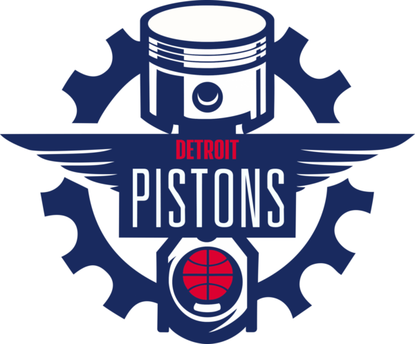 pistons 15 Vectorency Detroit Pistons SVG Files For Silhouette, Files For Cricut, SVG, DXF, EPS, PNG Instant Download.