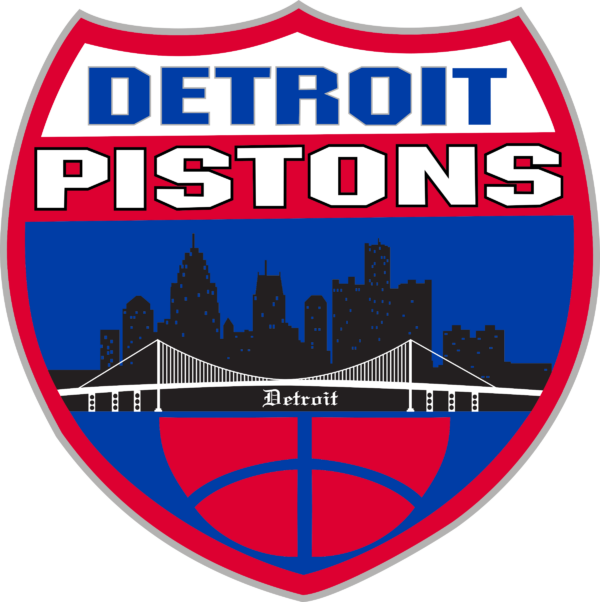 pistons 17 Vectorency Detroit Pistons SVG Files For Silhouette, Files For Cricut, SVG, DXF, EPS, PNG Instant Download.