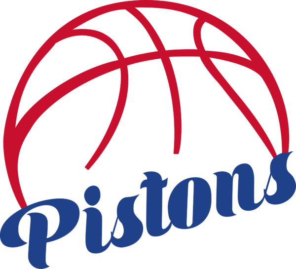 pistons 18 Vectorency Detroit Pistons SVG Files For Silhouette, Files For Cricut, SVG, DXF, EPS, PNG Instant Download.