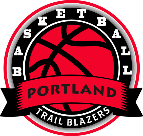 portland tb 11 Vectorency Portland Trail Blazers SVG Files For Silhouette, Files For Cricut, SVG, DXF, EPS, PNG Instant Download.
