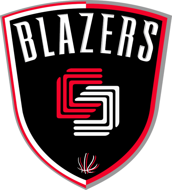 portland tb 14 Vectorency Portland Trail Blazers SVG Files For Silhouette, Files For Cricut, SVG, DXF, EPS, PNG Instant Download.