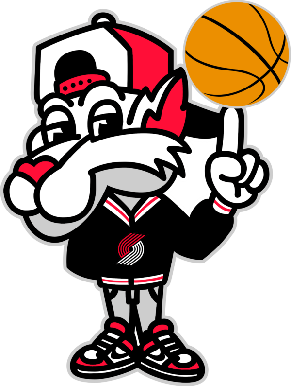 portland tb 15 Vectorency Portland Trail Blazers SVG Files For Silhouette, Files For Cricut, SVG, DXF, EPS, PNG Instant Download.