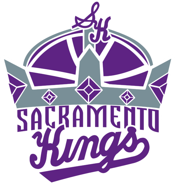 sacramento kings 07 Vectorency Sacramento Kings SVG Files For Silhouette, Files For Cricut, SVG, DXF, EPS, PNG Instant Download.