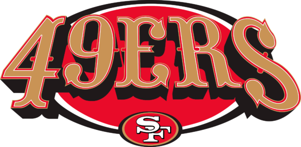 san francisco 49 ers 09 Vectorency San Francisco 49Ers SVG Files For Silhouette, Files For Cricut, SVG, DXF, EPS, PNG Instant Download.