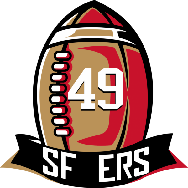 san francisco 49 ers 12 Vectorency San Francisco 49Ers SVG Files For Silhouette, Files For Cricut, SVG, DXF, EPS, PNG Instant Download.