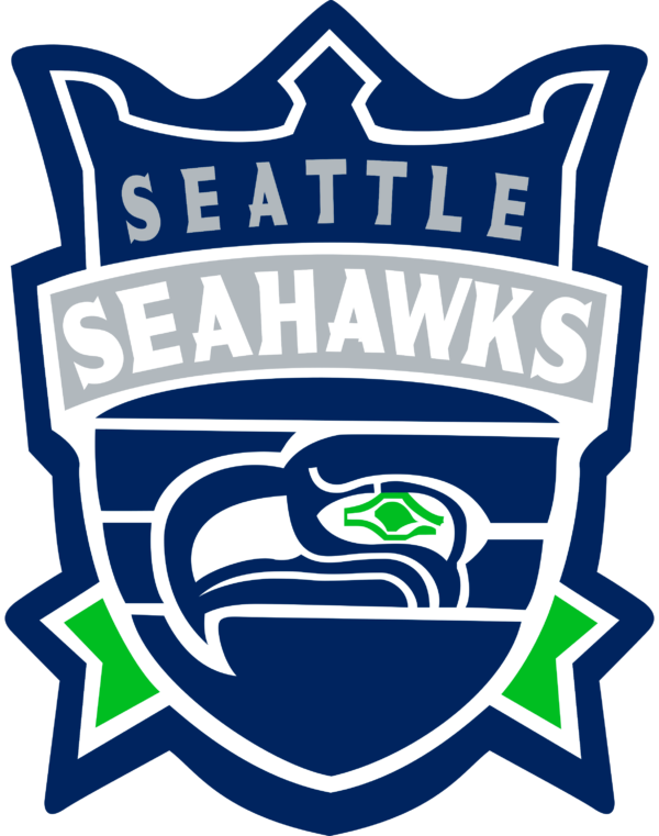 seattle seahawk 07 Vectorency Seattle Seahawks SVG Files For Silhouette, Files For Cricut, SVG, DXF, EPS, PNG Instant Download.