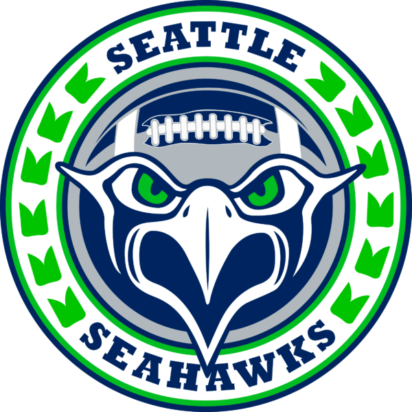 seattle seahawk 09 Vectorency Seattle Seahawks SVG Files For Silhouette, Files For Cricut, SVG, DXF, EPS, PNG Instant Download.