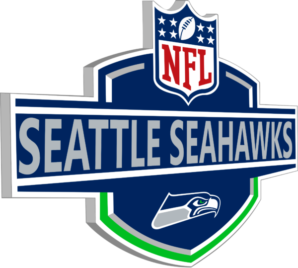 seattle seahawk 19 Vectorency Seattle Seahawks SVG Files For Silhouette, Files For Cricut, SVG, DXF, EPS, PNG Instant Download.