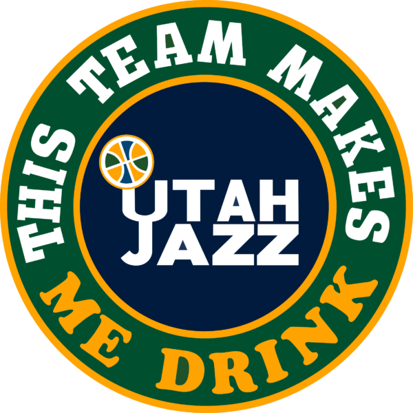utah jazz 06 Vectorency Utah Jazz SVG Files For Silhouette, Files For Cricut, SVG, DXF, EPS, PNG Instant Download.