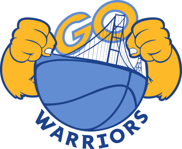 warriors 14 Vectorency Golden State Warriors SVG Files For Silhouette, Files For Cricut, SVG, DXF, EPS, PNG Instant Download.