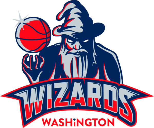 washington wizards 18 Vectorency Washington Wizards SVG Files For Silhouette, Files For Cricut, SVG, DXF, EPS, PNG Instant Download.