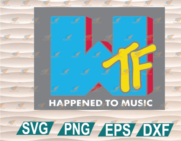 wtm web 01 82 Vectorency Oops, Something Went Wrong Clipart, MTV Logo SVG, PNG, EPS, DXF, Digital File