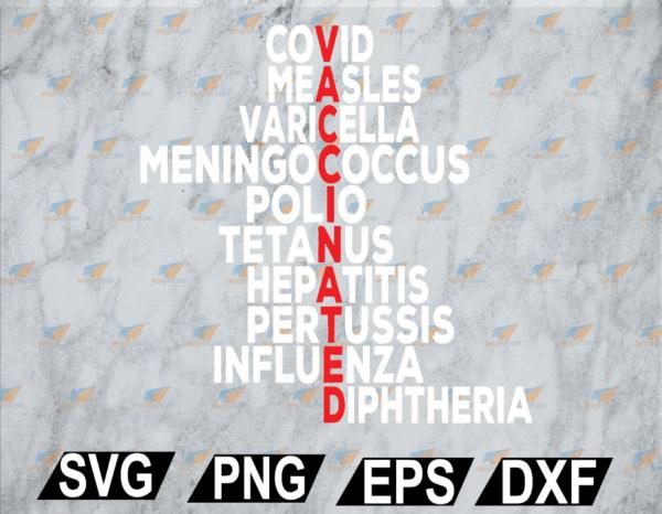 wtm web 02 12 Vectorency Vaccinated SVG, Vaccine SVG, Vaccinated Tee, Pro Vaccines, Nurse Funny SVG, Vaccines Saves Lives, svg, png, eps, dxf, digital file