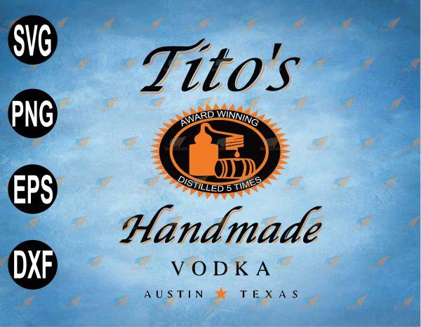 wtm web 2 03 40 Vectorency Tito's Vodka SVG, PNG, Print & Cut, Waterslide, Vinyl, Cricut, Silhouette Cameo, SVG, PNG, EPS, Download File