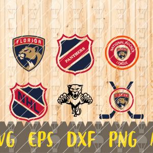13 Vectorency Florida Panthers Digital, Florida Panthers Files, Florida Panthers clipart, Florida Panthers Logo, Florida Panthers cricut, NHL