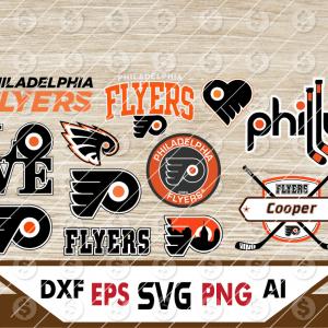 22 Vectorency Philadelphia Flyers, Philadelphia Flyers Files, Philadelphia Flyers clipart, Philadelphia Flyers Logo, Philadelphia Flyers cricut, NHL