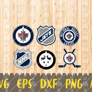 31 Vectorency Winnipeg Jets, Winnipeg Jets Logo, Winnipeg Jets Files, Winnipeg Jets clipart, Winnipeg Jets cut, NHL Files
