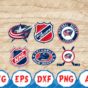 9 Vectorency Columbus Blue Jackets SVG, Columbus Blue Jackets FILES, Columbus Blue Jackets Clipart, Columbus Blue Jackets logo, NHL