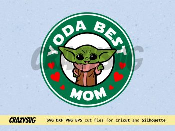 Baby Yoda Best Mom