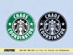 Chaos Coordinator – Starbucks Logo