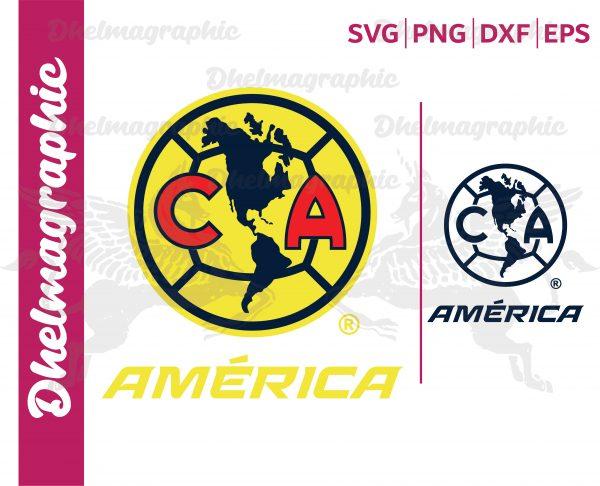 Club America Logo SVG Liga MX Club America SVG Vectorency Club América Logo SVG, Liga MX, Club America SVG