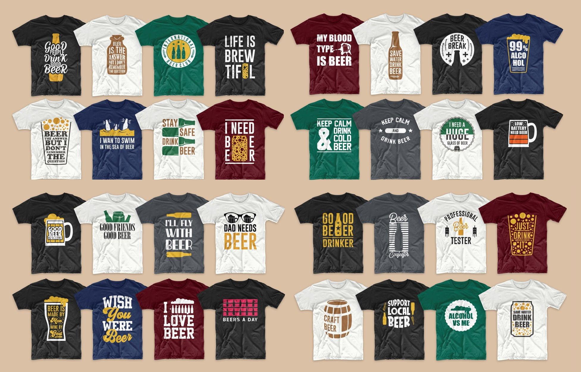 Design Beer Vectorency Vectorency Marketplace