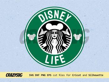Disney Life Starbucks Logo