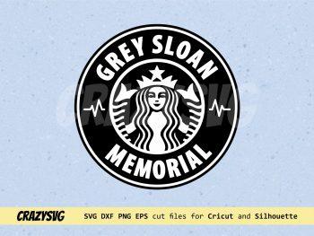 Grey Sloan Memorial Starbucks Logo