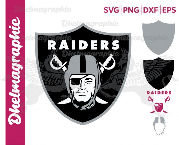 Las Vegas Raiders logo Vectorency Las Vegas Raiders logo