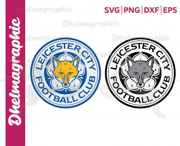 Leicester City Logo SVG Vectorency Leicester City Logo SVG