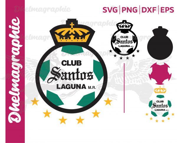 Santos Laguna Logo SVG Liga MX Vectorency Santos Laguna Logo SVG, Liga MX