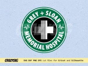Starbucks Grey Sloan Memorial Hospital
