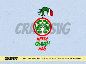 Starbucks Merry Grinchmas