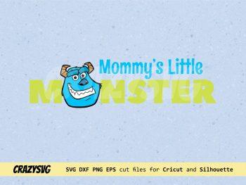 Sulley Mommy's Little Monster