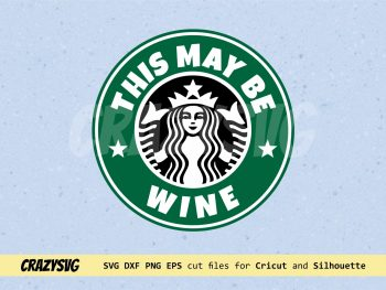 This may be WINE Starbucks Coffee Logo