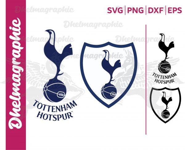 Tottenham Hotspur Logo SVG Vectorency Tottenham Hotspur Logo SVG