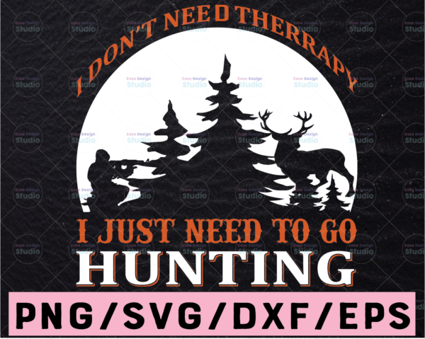 WTMETSY13012021 02 29 Vectorency I Don't Need Therapy I Just Need To Go Rock Hunting SVG, Funny Geology SVG, Geologist SVG, Geologist Gift