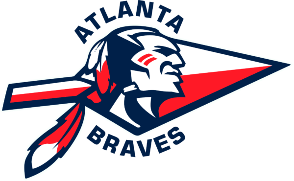 atlanta braves 11 Vectorency Atlanta Braves SVG Files For Silhouette, Files For Cricut, DXF, EPS, PNG Instant Download.