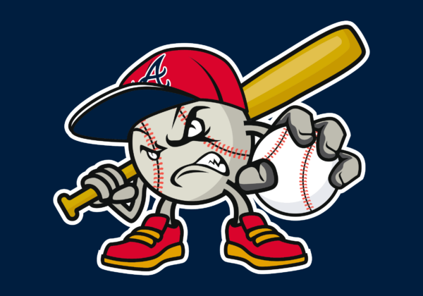 atlanta braves 17 Vectorency Atlanta Braves SVG Files For Silhouette, Files For Cricut, DXF, EPS, PNG Instant Download.