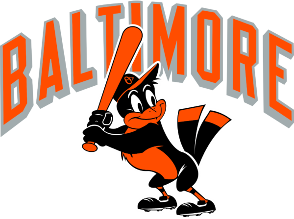 baltimore orioles 14 Vectorency Baltimore Orioles SVG Files For Silhouette, Files For Cricut, DXF, EPS, PNG Instant Download.