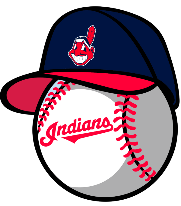 cleveland indians 16 Vectorency Cleveland Indians SVG Files For Silhouette, Files For Cricut, DXF, EPS, PNG Instant Download.