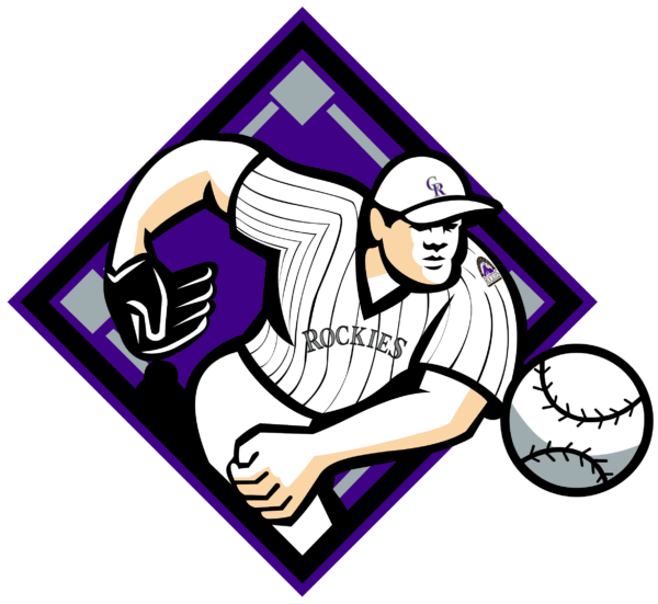 colorado rockies 14 Vectorency Colorado Rockies SVG Files For Silhouette, Files For Cricut, DXF, EPS, PNG Instant Download.